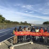 solar power system factory 5kw solar panel installation in Belarus