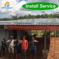 residential solar systems 30kva solar electric energy