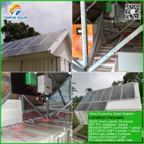 Residential solar power system off grid 10kw for home