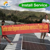 photovoltaic electricity generation 20kva home solar installations in Korea
