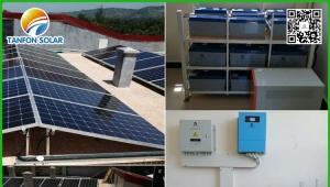 Kenya 15KW Hospital Solar Power System