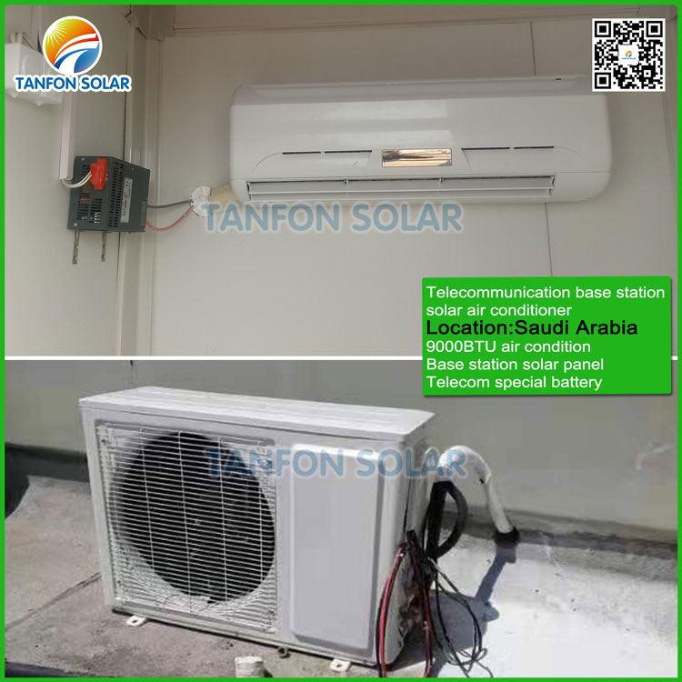 solar air conditioner 2020