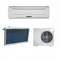 24000BTU hybrid solar powered ac unit price