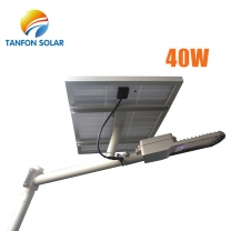 C-SLS 40W all in two outdoor solar LED light