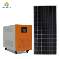 Solar power system 5kw solar system for home electricity in kenya