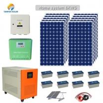 Solar power system factory 5000VA Antigua and Barbuda home solar system