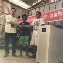 Solar power system factory 5kva Barbados solar for home