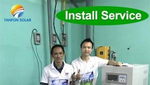 off grid solar solutions 30kva best residential generator in Lesotho