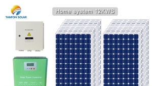 Residential solar power system off grid 10kw for home Ivory Coast