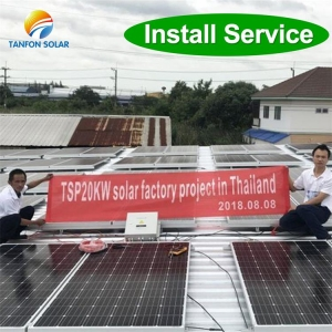 solar energy companies 20kw power generator for sale