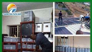 solar light system for house 3kw solar energy equipment list