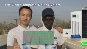 solar rooftop pv system industry 20kw solar generator price