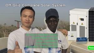 off grid solar system 15kw basic solar power installation Mozambique