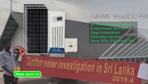 off grid solar system 15kw solar energy system installation cost