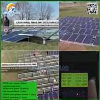 solar power plant 30kw solar panel set with battery Togo