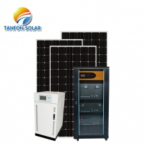 solar power plant 30kw durable off-grid solar systems individually in Nigeria