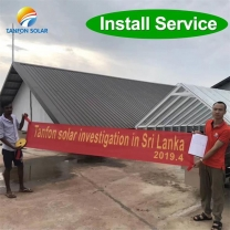 solar energy power plant 30kw for Commercial Industry
