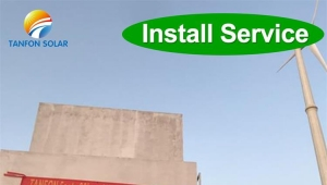 solar energy equipment including panels,inverter,batteries,ups for industrial