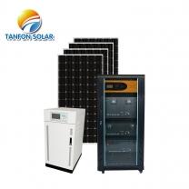SOLAR MINI OFF GRID FARMS (30KW) DEVELOPMENT solar power plant
