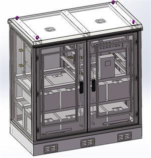 solar cabinet
