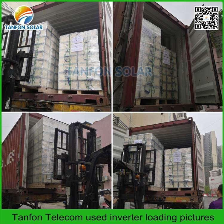 solar inverter shipment