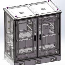 5kw solar generator for telecommunicator