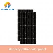 Monocrystalline solar panel 50W-500W