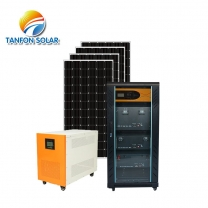 2kw Solar Power kit for Home With Lithium Battery