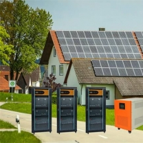 TANFON 3kw solar power system for home