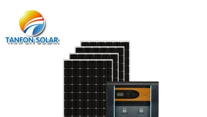 Complete 5000w Panel 5 Kw DC Home Solar System Off Grid solar system