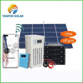 15kw solar electricity system