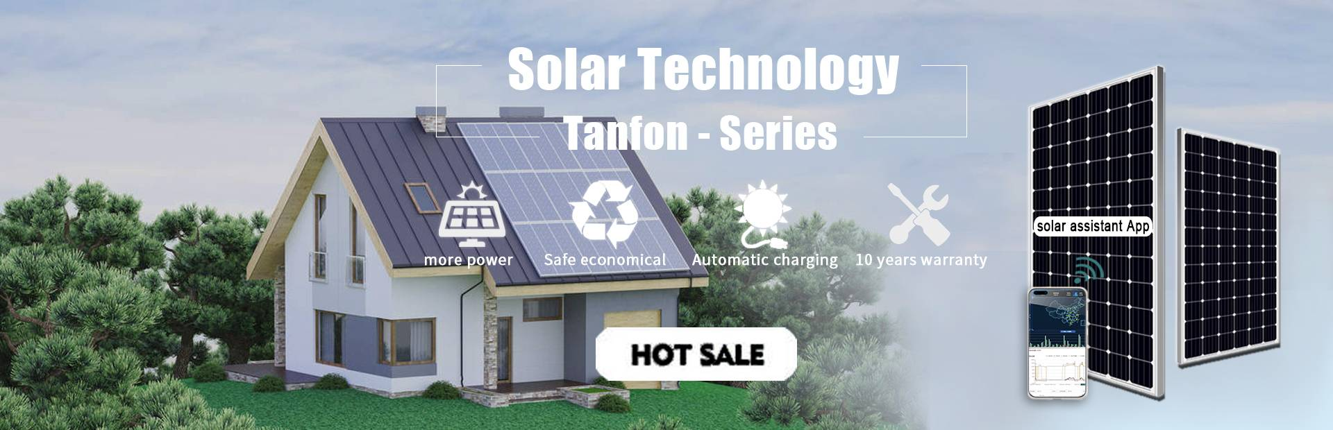 Tanfon Brand Story