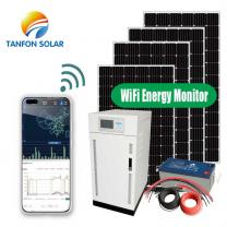 50KW Rural Off-Grid Solar System
