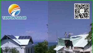 Haiti 10kw solar inverter system
