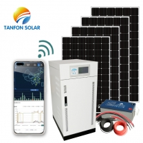 136amp off grid Single Phase Solar System