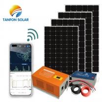 13amp Hybrid solar system for house