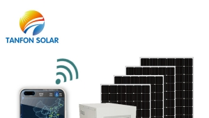 20kw 90A solar panel system for home