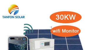 30kw solar power system including all accessories