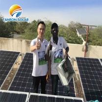 30 Kva solar system for responding RFP in Ethiopia