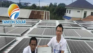 9KW Solar Kit Off Grid Energy Storage 9000W Solar System