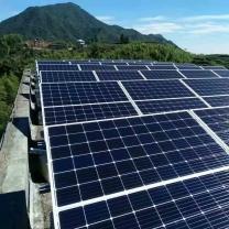 50kva 3 phase 408V solar power turnkey package