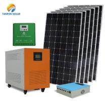 Sun Energy Company Complete Set 8000W Off Grid Solar System Kit
