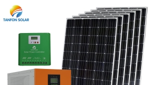 Sun Energy Company Complete Set 8000W Off Grid Solar System Kit