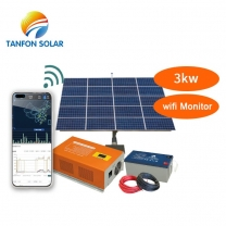 Solar Producer 3000W Complete Off Grid Power Systems