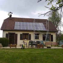 complete off-grid solar power 10000w