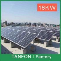 300KW Solar engery Batteries Hospital project