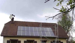 set of solar system complete 60 kva solar electricity