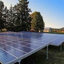 60Kw solar Hybrid system for you residence