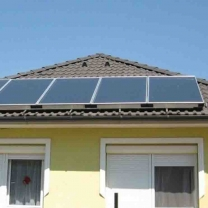 80KW/H solar energy solutions to power a mini processing facility