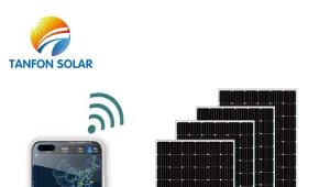 High Efficiency Solar Panel System 3kw and 1kw of grid for Home
